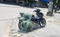 CSGT 'quăng lưới' bắt người vi phạm giao thông mang theo súng