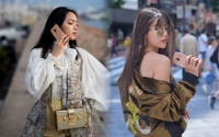 Đặt lên bàn cân gu thời trang 'Hoàng Kim' sang chảnh của Châu Bùi và Chế Nguyễn Quỳnh Châu