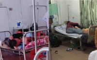 Ôm hôn thân mật ngay tại giường bệnh viện giữa bốn bề bệnh nhân, 'văn hóa yêu' của giới trẻ ở đâu?