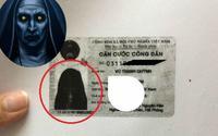 Bức hình photocopy thẻ căn cước 'thừa mực' của cô gái khiến dân mạng ám ảnh tột cùng