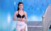 Nóng trên mạng: Tranh cãi nảy lửa chuyện MC truyền hình mặc bikini khoe 'body' bốc lửa khi dẫn World Cup