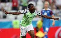 Thắng đẹp Iceland, Nigeria dìm Argentina của Messi xuống bét bảng D
