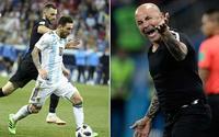 Nội bộ Argentina náo loạn, Messi cùng đồng đội muốn 'tống cổ' HLV Sampaoli