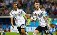 Vũ khí bí mật ít người biết 'cỗ xe tăng' Đức đang mang tới World Cup 2018