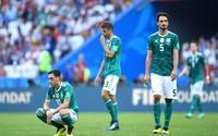 Kì World Cup tệ nhất của ĐT Đức sau 80 năm