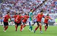 Bị Hàn Quốc hạ nhục, Đức trở thành nhà cựu vô địch theo kịch bản đầy nghiệt ngã