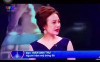"""Chia sẻ 'ĐT Đức chuyển hóa bàn thắng thành cơ hội"""", hot girl gây tranh cãi trên sóng truyền hình"""