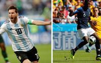 Pháp - Argentina: Thành bại không tại… Messi
