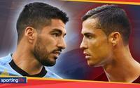Uruguay - Bồ Đào Nha: Ronaldo đặt vé về nước?