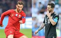 Vì sao không đặt niềm tin vào Messi và Ronaldo ở vòng đấu 'sinh tử'?