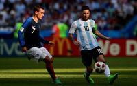 Argentina bị loại, Messi chia tay ĐTQG