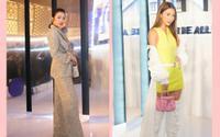 Quỳnh Anh Shyn tuột dốc phong độ nắm tay 'gái ế' Yaya Trương Nhi vào top sao xấu tuần