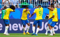 'Giải mã' cách ăn mừng bàn thắng kì lạ của Neymar sau khi hạ gục Mexico tại World Cup 2018