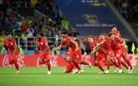 Tuyển Anh viết nên lịch sử chưa từng có tại World Cup