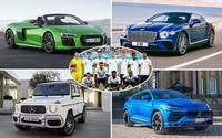 Tiến sâu tại World Cup 2018, các cầu thủ Anh đã sẵn sàng ăn mừng bằng siêu xe