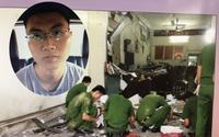 Cận cảnh hiện trường vụ nhóm khủng bố đặt chất nổ tại trụ sở công an