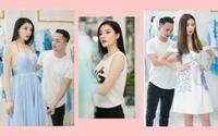 Hoa hậu Kỳ Duyên, Quỳnh Anh Shyn 'song kiếm hợp bích' công phá sàn diễn trên không