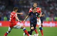 Croatia lập kỳ tích sau 20 năm, hẹn gặp Anh ở bán kết World Cup 2018
