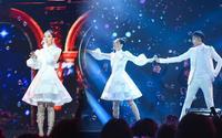 Tiếp tục mang 'Đóa hoa hồng' đại náo đêm nhạc: Mừng quá, Chi Pu đã không hát nhép nữa rồi!
