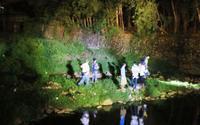 Trời bất ngờ đổ mưa lớn, 2 học sinh chết đuối thương tâm dù đang đứng ở trên bờ khi đi bắt cá
