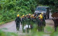 Đợt 2 chiến dịch giải cứu đội bóng Thái Lan đang diễn ra, nhóm tiếp theo có thể thoát khỏi hang vào tối nay