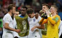 Tâm lý yếu, Anh mất vé chung kết World Cup vì thua ngược Croatia