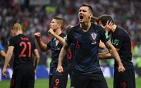 Vào chung kết World Cup 2018, Croatia lập nên 2 kỳ tích