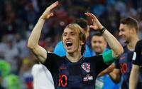 Modric đáp trả người Anh: 'Họ sai lầm khi đánh giá thấp, thiếu tôn trọng Croatia'