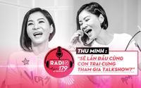 Teaser 'Radio 179': Thu Minh sẽ lần đầu cùng con trai cưng tham gia talkshow?