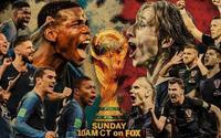 Chung kết Pháp - Croatia: Ai xứng đáng vô địch World Cup 2018?