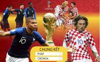 4 điểm nóng quyết định số phận trận chung kết Pháp - Croatia