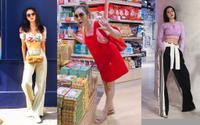 Sao Việt mặc gì hôm nay: Hương Giang lộ vòng eo mỏng dính, Elly Trần lại khoe mông cong ngực khủng