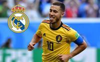 NÓNG: Sau World Cup, Hazard xác nhận chia tay Chelsea