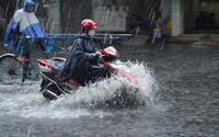 Áp thấp nhiệt đới có thể mạnh lên thành bão, Bắc Bộ mưa lớn diện rộng