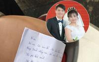 Đám tang đẫm nước mắt của nữ giáo viên mang thai viết thư tuyệt mệnh xin lỗi cha mẹ, chồng rồi nhảy cầu tự tử