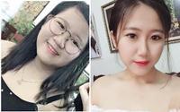 Bị so sánh với Trư Bát Giới, cô gái 'lột xác' thành hot girl nhờ giảm 20kg