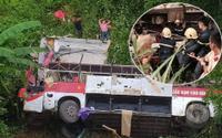 Danh tính 20 nạn nhân thương vong trong vụ tai nạn xe khách thảm khốc ở Cao Bằng