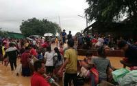 Vỡ đập thủy điện tại Lào: 26 công nhân Hoàng Anh Gia Lai bị cô lập đã được trực thăng giải cứu