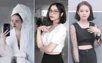 Dàn bạn gái cầu thủ U23 Việt Nam ngày càng xinh đẹp và sành điệu