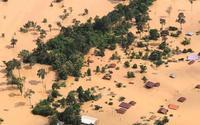 Sự cố đập thủy điện ở Lào bị vỡ không ảnh hưởng nhiều đến Việt Nam