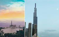 Ngắm vẻ đẹp của tòa nhà cao nhất Việt Nam từ '4 phương 8 hướng' trước thời khắc khai trương!
