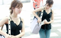 Wendy (Red Velvet) xinh đẹp như một 'nữ thần' cùng iPhone X tại Nhật Bản