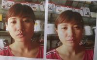 Chồng đau xót đi khắp nơi tìm người vợ đang mang thai đột nhiên mất tích hơn một tháng