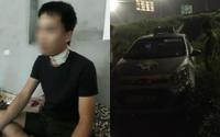 Tài xế taxi bị khách cầm dao cứa cổ trong đêm: 'Thấy tôi đề phòng, 2 thanh niên hành động ngay'