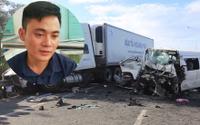 Vụ xe đi rước dâu gặp nạn khiến 13 người tử vong: Anh trai chú rể may mắn thoát chết trong gang tấc