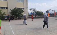 Dân mạng phát sốt với trận đấu bóng chuyền ninja 'lần đầu tiên trên thế giới'