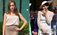 Meghan Markle 'lên đời' phong cách sau khi làm dâu Hoàng gia
