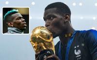 Vì sao Pogba không thay đổi kiểu tóc tại World Cup 2018?