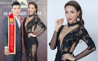 Giải vàng Siêu mẫu Việt Nam Khả Trang khiến khán giả Hà Nội được phen 'rửa mắt' với bộ váy bạo liệt