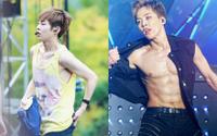 Những sao Hàn càng tăng cân fan lại càng mừng